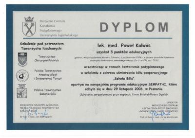Urolog Certyfikat Poznań (15)