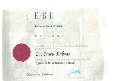 Urolog Certyfikat Poznań (17)